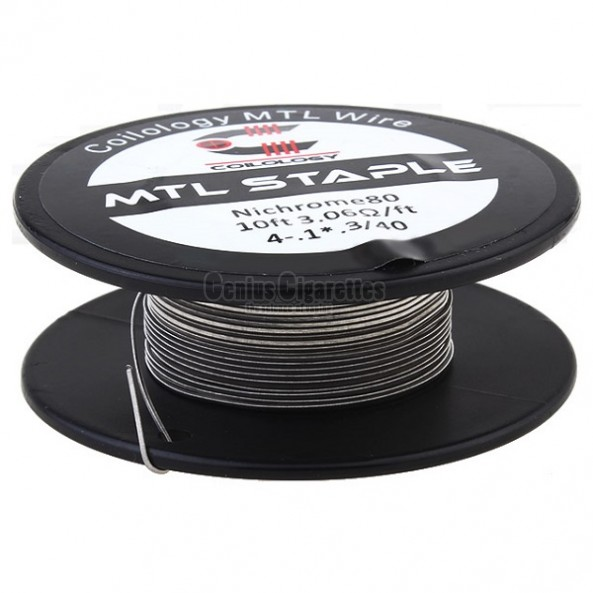 Coilology MTL Staple Wire 10ft