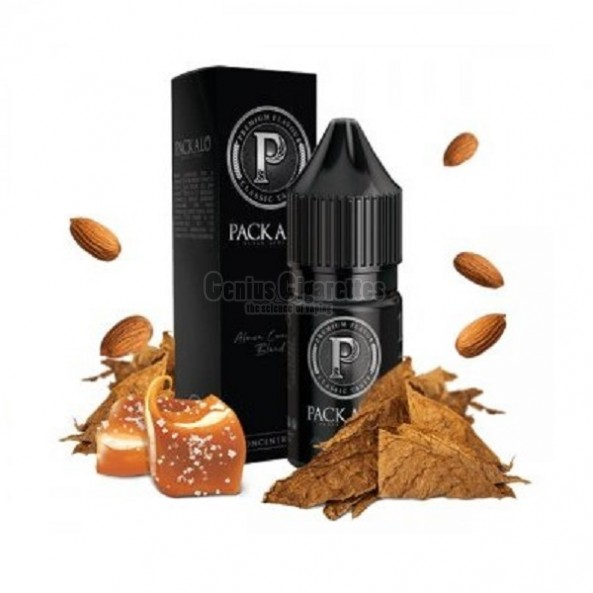 Pack à l'Ô Almond Caramel Blend Tobacco 10ml